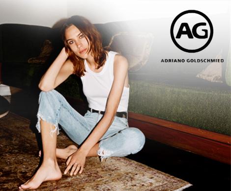 AG Jeans Premium Label in der Poldine