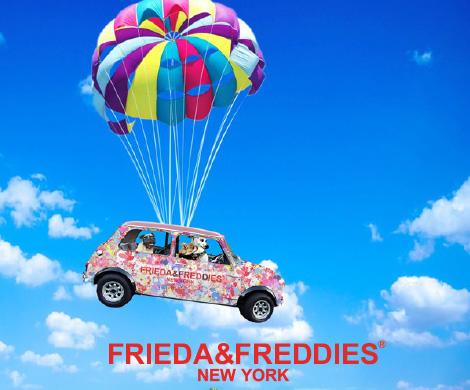 Frieda & Freddies Stylish. Freaky. Sexy.