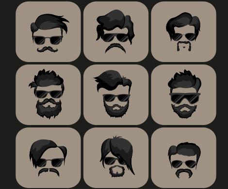 Der Bart Styleguide