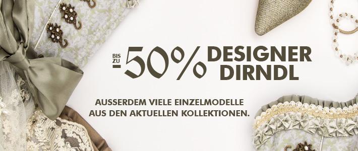 Designer Dirndl STARK REDUZIERT!