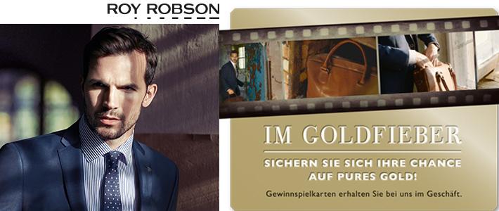 Roy Robson Im Goldfieber