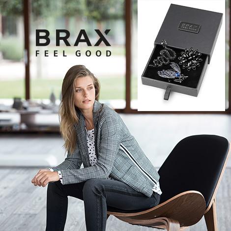Brax Mailing in Erding Broschenset geschenkt*