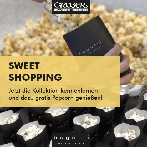 Popcorn für alle am 20. Oktober in Erding