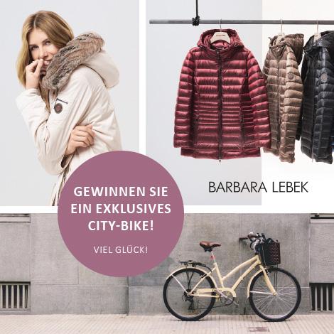 Gewinnen Sie ein wunderschönes Damenfahrrad In Erding, Wasserburg und Dorfen von Barbara Lebek