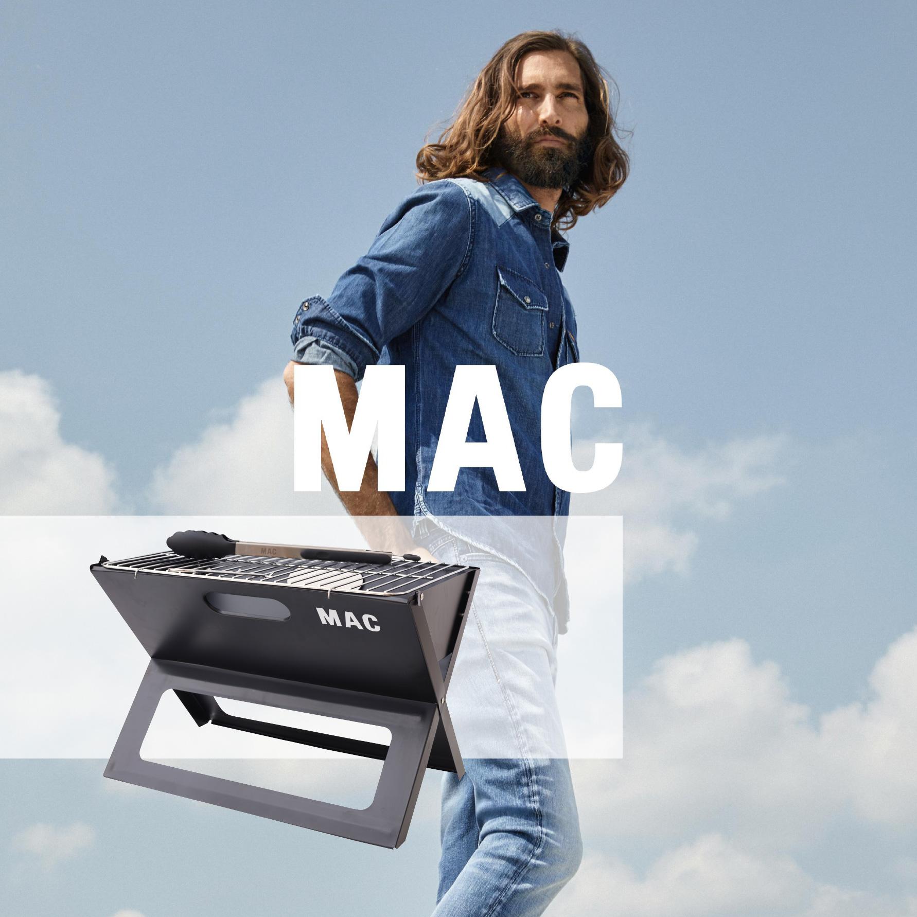 Die Grillsaison ist eröffnet! jetzt Grill von MAC sichern!