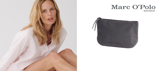 Marc O`Polo Body & Beach Kollektion entdecken Kosmetiktasche oder Schlüsselanhänger geschenkt