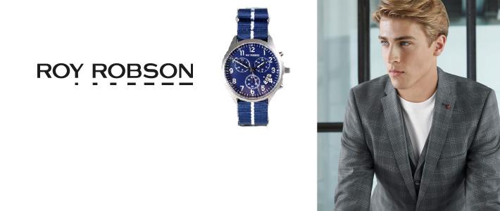 Hochwertige Chronographen geschenkt ab 11.5. von Roy Robson