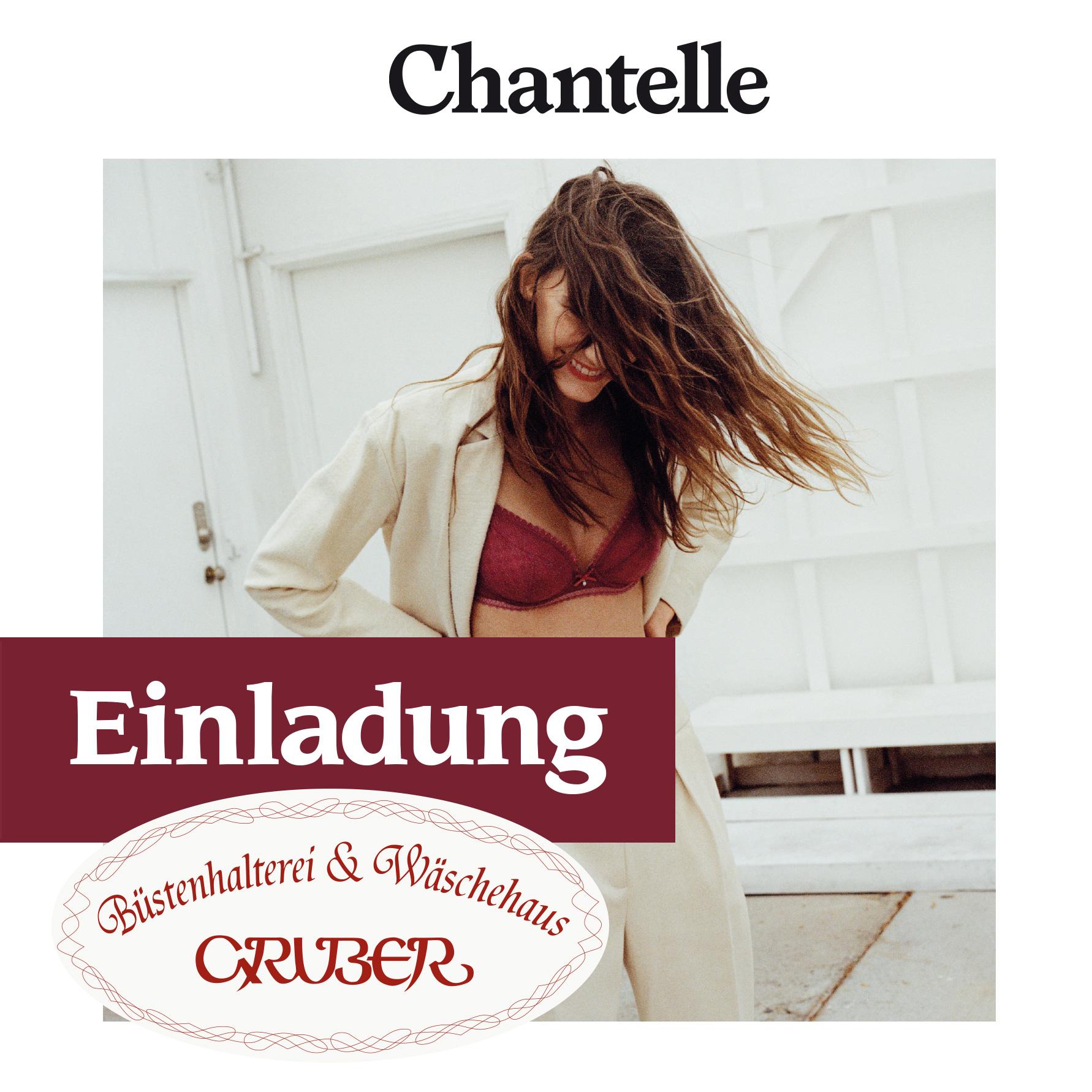 LADIES ONLY! auf der Modenschau von Chantelle am 28. Mai