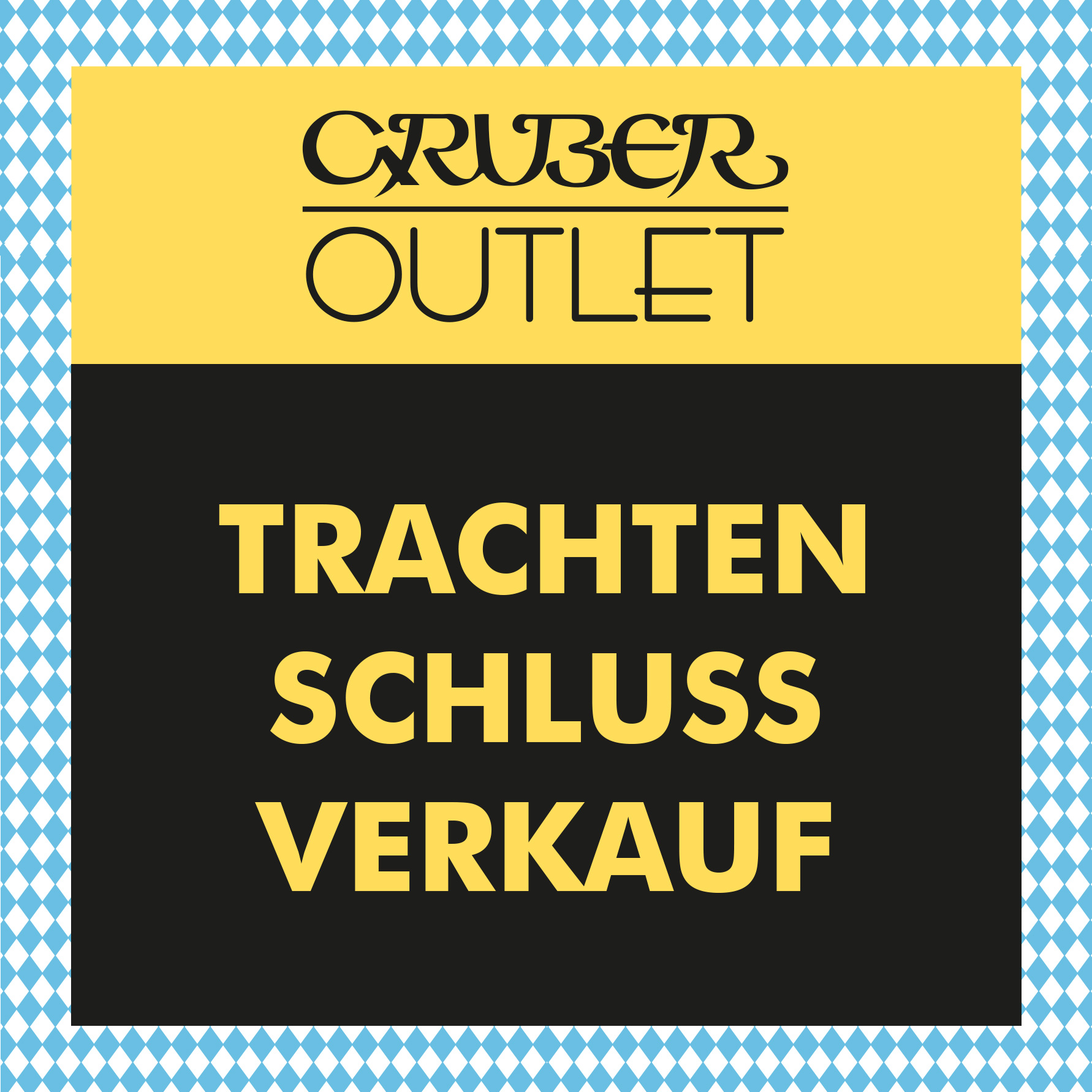 Trachtenschlussverkauf im Outlet Freising und Dorfen