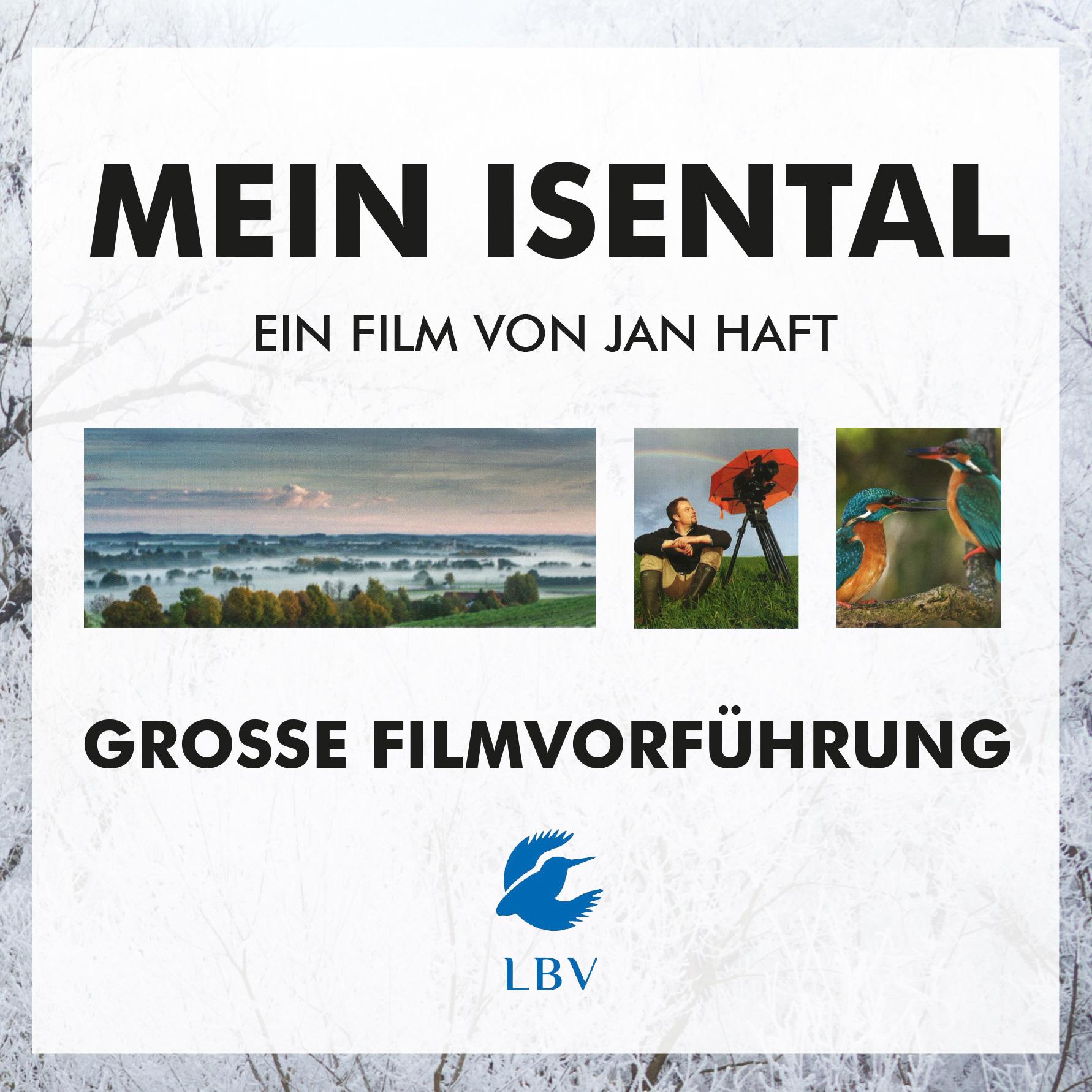 Große Filmvorführung am 24.11. in unserer Gruberei in Erding