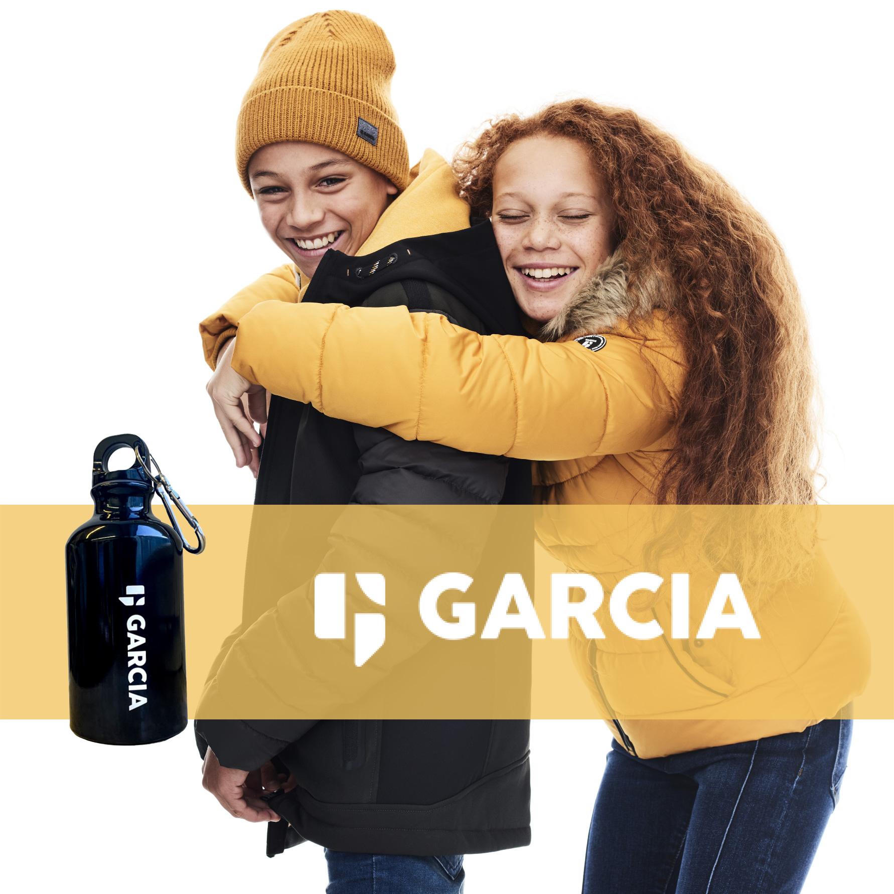 Isolierte Trinkflasche geschenkt Garcia Kids